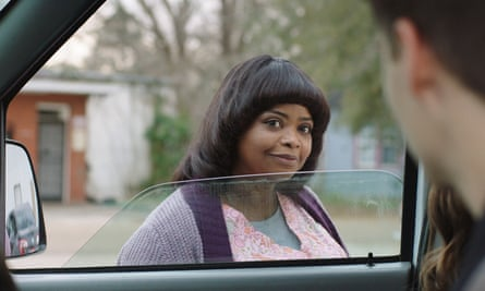 'She might have been rightly recognised for elevating arguably one-note characters in The Help, Hidden Figures and The Shape of Water, but her work here deserves far more adulation, despite the trashier territory' ... Octavia Spencer in Ma.