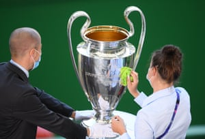 The European Cup gets a polish