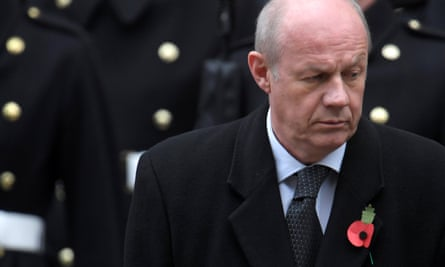 Britain's First Secretary of State Damian Green.