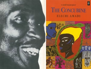 Elechi Amadi refused to remove sexual allusions from his 1966 novel The Concubine