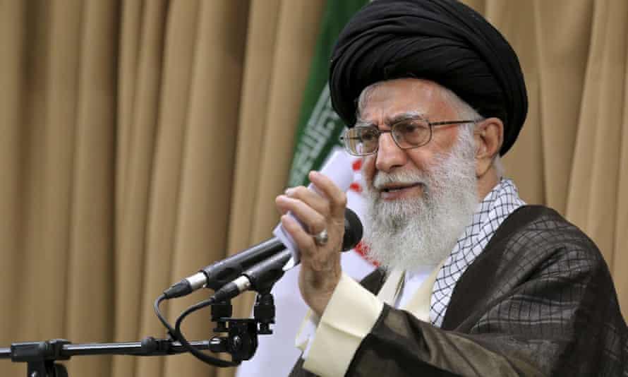 Ayatollah Ali Khamenei had to make the biggest decision of his entire career this week.