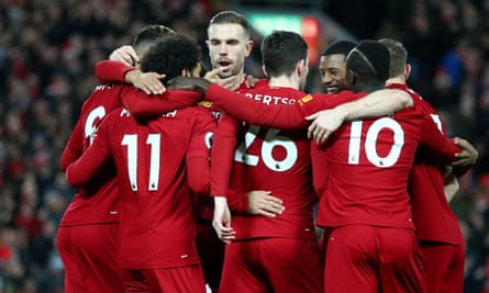 Liverpool's pursuit of the Premier League title could resume in June if all goes well
