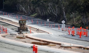 The opposition leader, Bill Shorten, said: 'We would prefer this money be spent on roads in regional and outer suburban areas rather than handed back to big oil companies.'