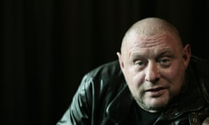 'Men don't have to grow up like women do': Shaun Ryder.