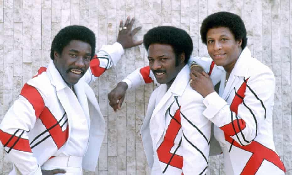 The O'Jays in 1973.