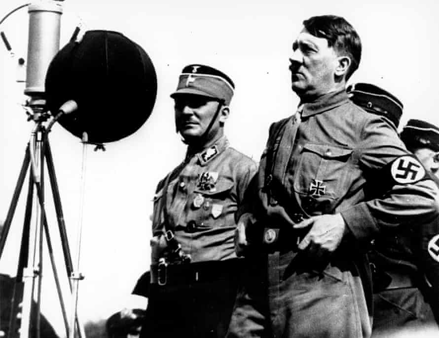 Hitler in March 1933