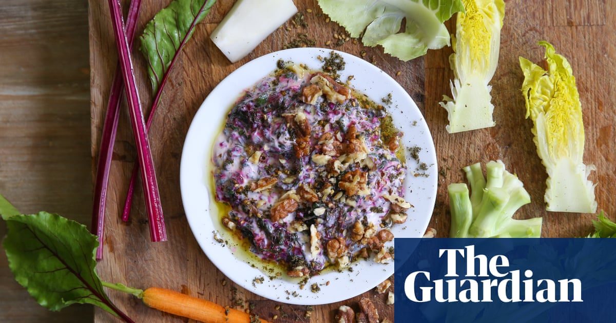 Dont Chuck Those Beetroot Tops Food The Guardian