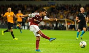 Ricardo Horta scores for Braga