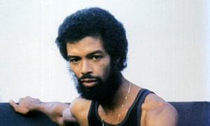 Gil Scott-Heron in 1974.