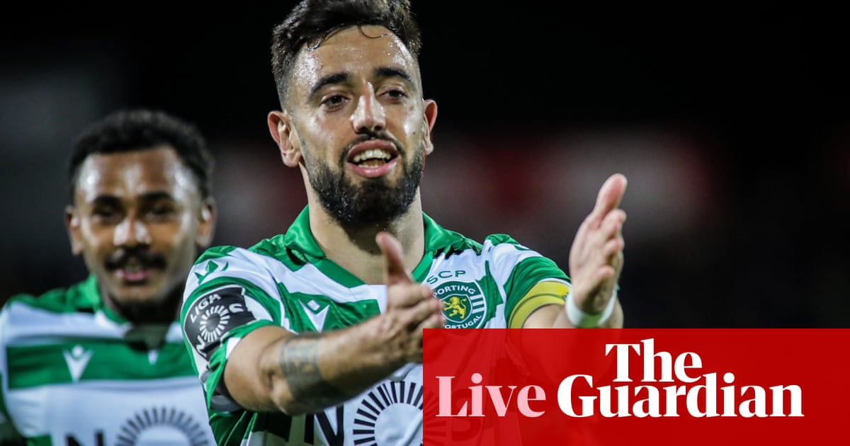 Transfer news: Bruno Fernandes latest, Daniel Podence joins Wolves – live!
