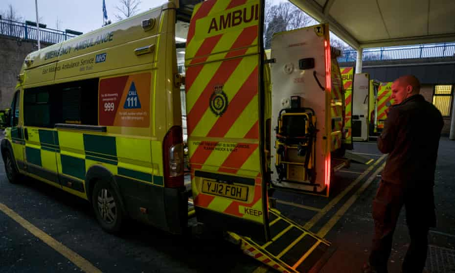 Annual figures show the number of patients stuck on trolleys in A&E units for more than 12 hours has doubled in two years.