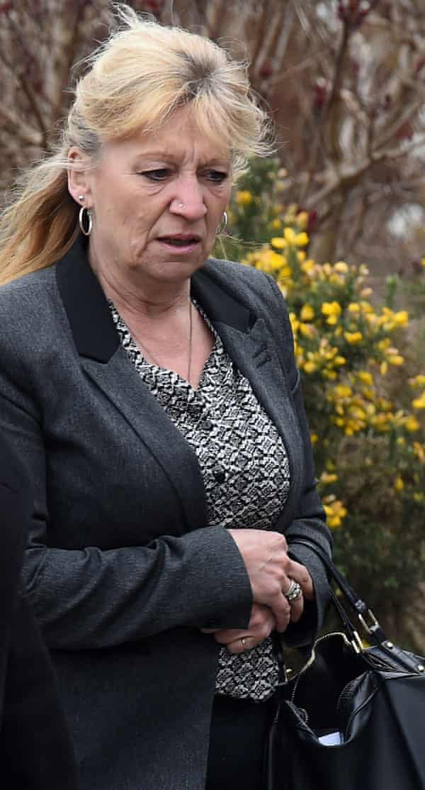 James Attfield's mother, Julie Finch