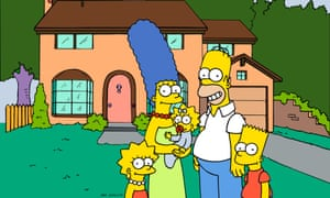 The Simpsons, a 20th Century Fox show