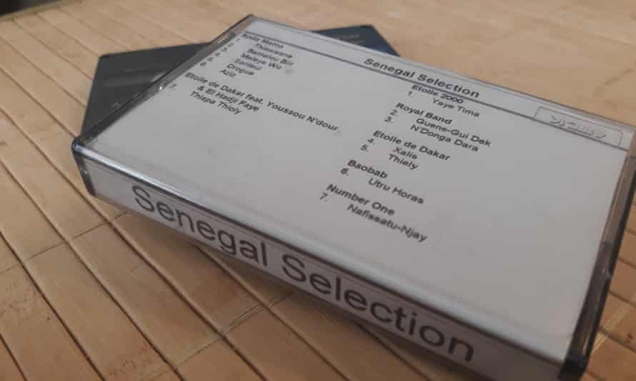 'Senegal selection'