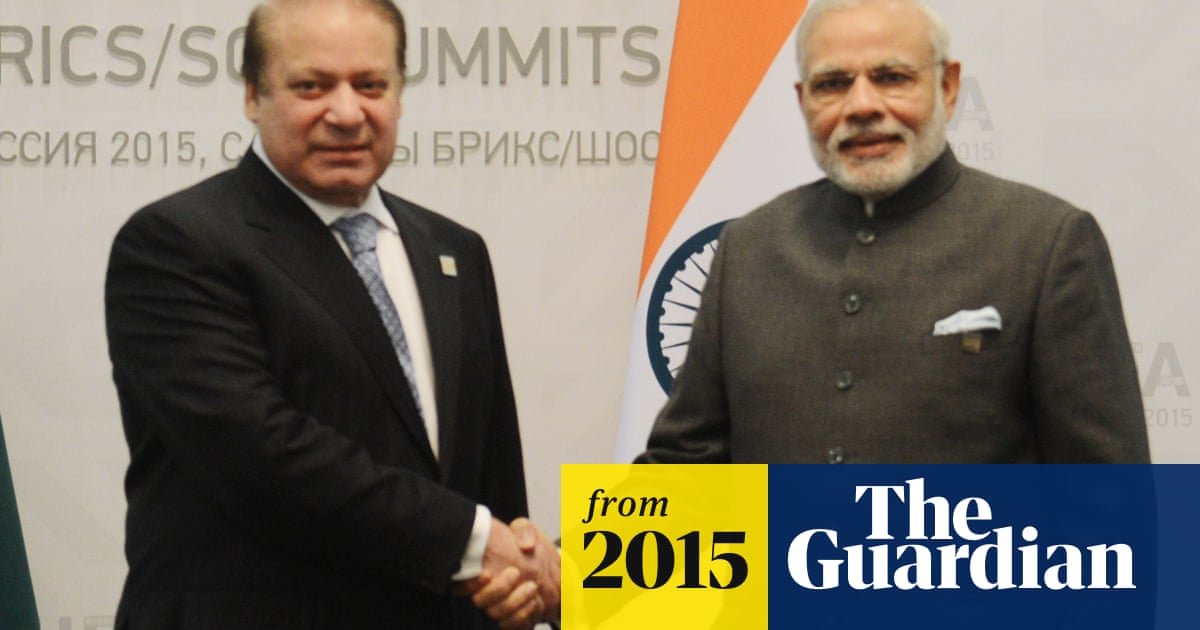 Indian prime minister to visit Pakistan amid hopes of better