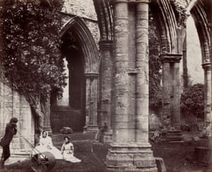 Tintern Abbey, 1860s Roger Fenton