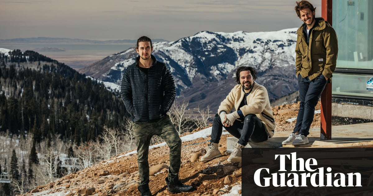 Welcome to Powder Mountain- a utopian club for the millennial upper-clas