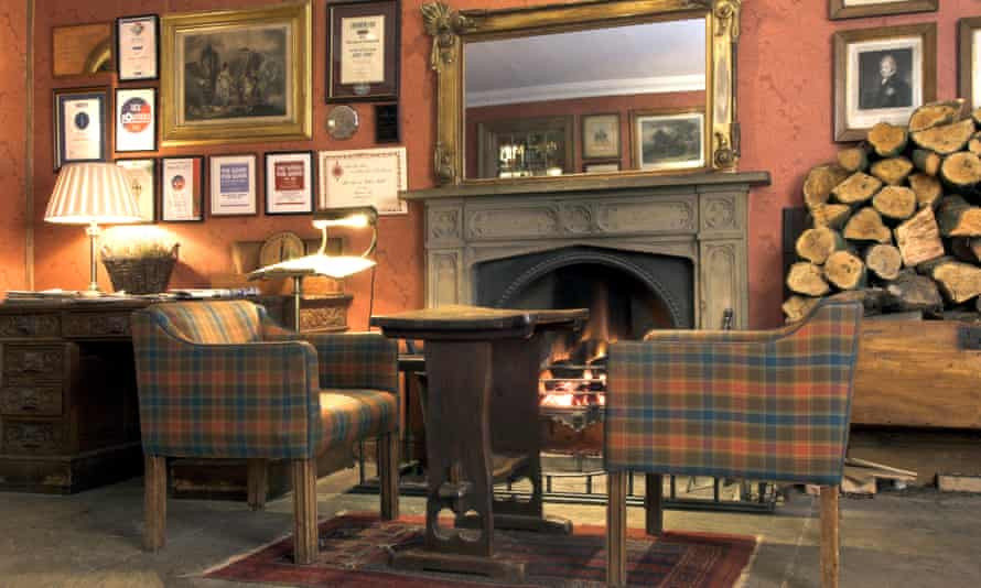 Inn at Whitewell, Ribble Valley, Lancashire