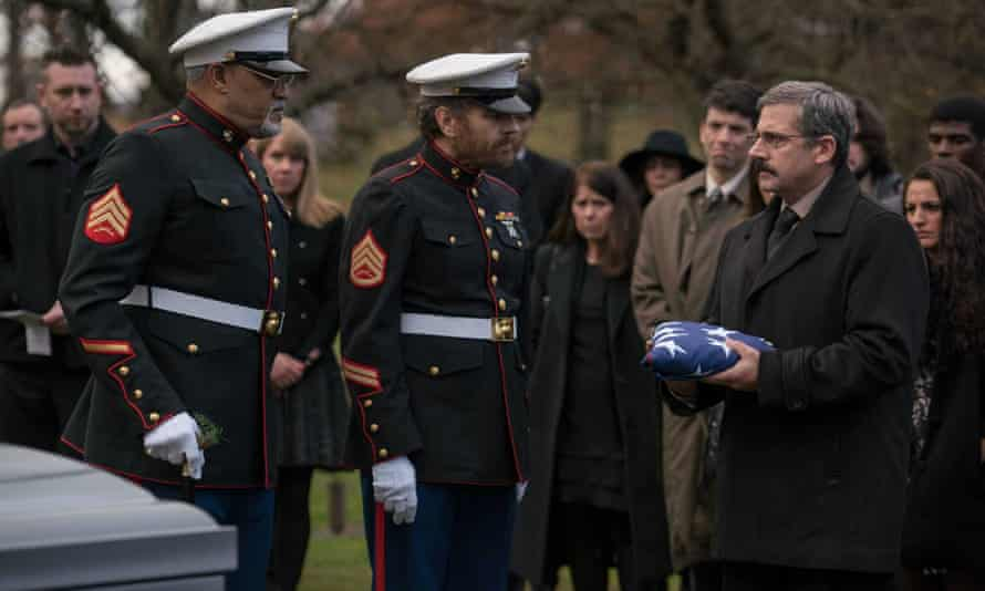 Last Flag Flying: a sequel of sorts to Hal Ashby's 1973 film The Last Detail.