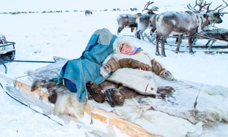 A world of ice and fire: life with the Nenets – in pictures