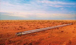 The Indian Pacific train journey, which runs between Sydney and Perth, has seen an outbreak of the gastrointestinal illness norovirus.