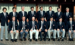 England's 1982 rebel tour squad to South Africa.