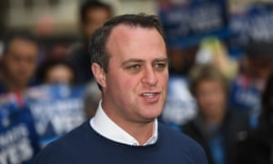 Liberal MP Tim Wilson used the Stop the Retirement Tax website to solicit submissions for the inquiry he chaired into Labor's franking credits policy