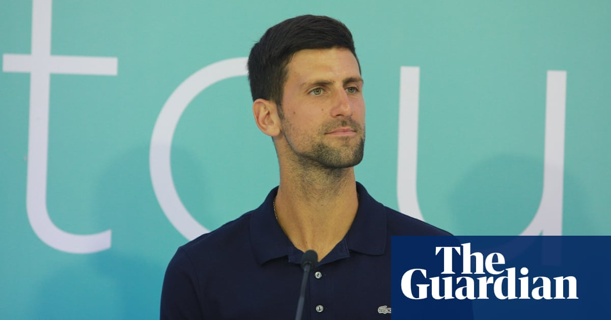 Novak Djokovic left isolated as Adria Tour blame game intensifies