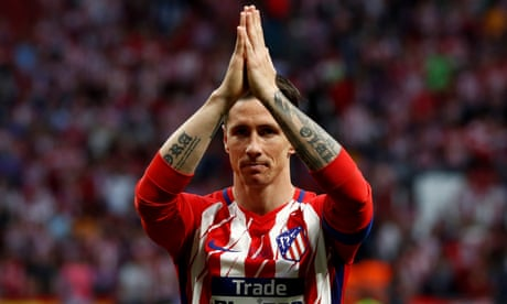 Fernando Torres to take over as Atlético Madrid's youth team coach