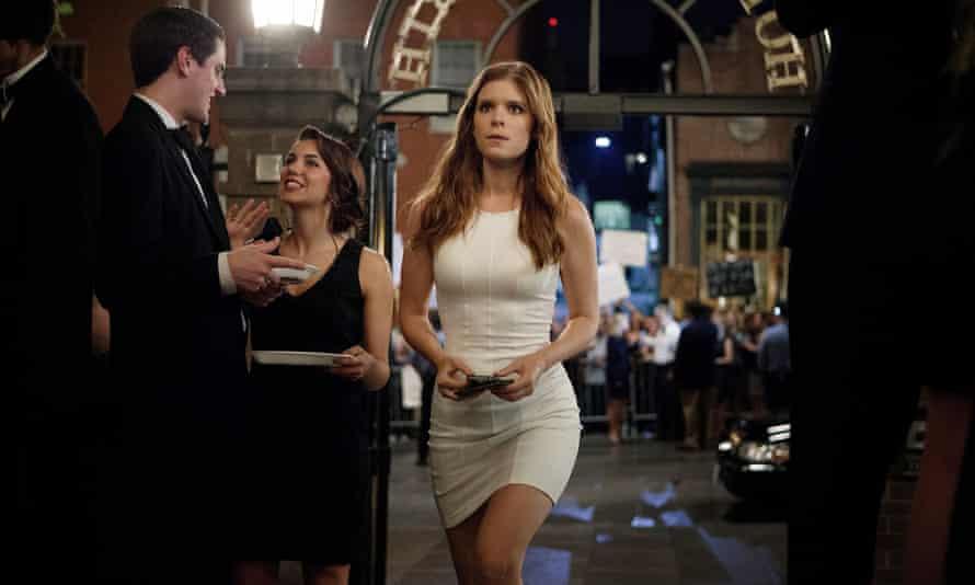 Kate Mara as Zoe Barnes in season 1 of House of Cards
