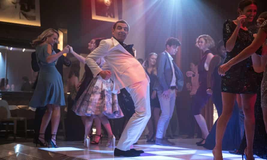 Murder on the dance-floor ... Rowan Atkinson in Johnny English Strikes Again.