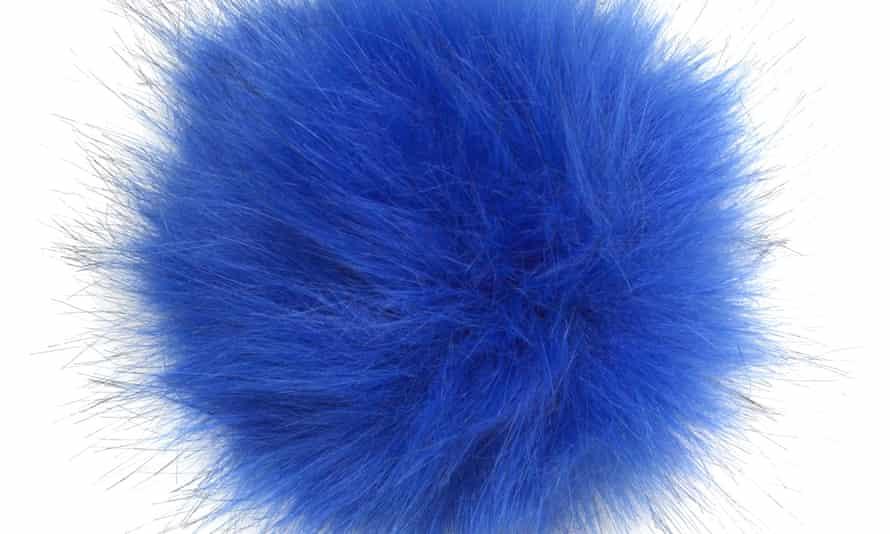 Furry pompom