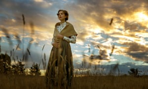 Agyness Deyn in the 2015 film adaptation of Lewis Grassic Gibbon's Sunset Song.