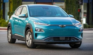 Hyundai Kona Electric Preview Finally A Cure For Range