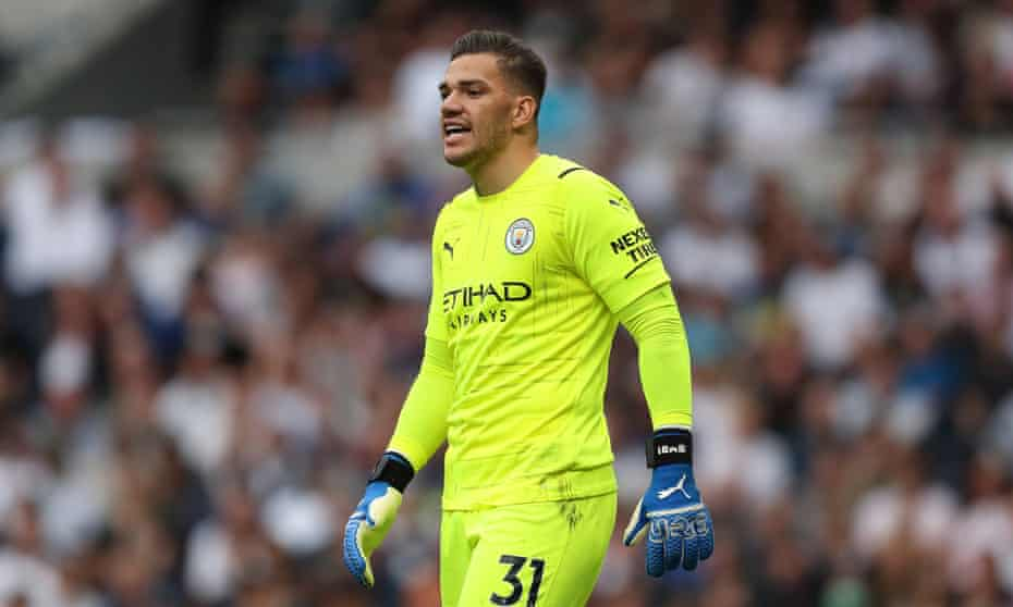 Ederson is one of the players who will not be released for international duty in a country on the UK's red list.