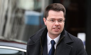James Brokenshire, the immigration minister.