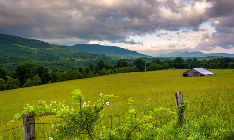 Rural West Virginia. An investigation found drug companies were delivering 780m painkillers into a state of just 1.8m over a five year period.
