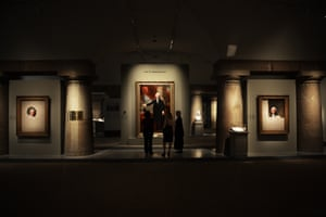 The National Portrait Gallery–one of the Smithsonian Institutes in Washington, D.C.