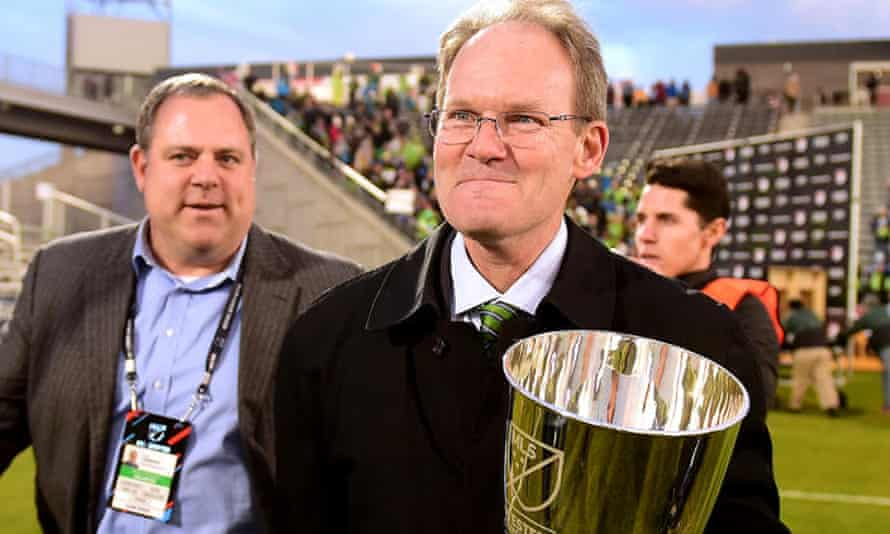 Brian Schmetzer is still coming to terms with the Sounders' first MLS Cup: 'It hasn't hit me, not really'