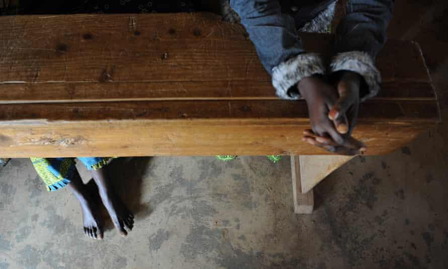 Women from Ng'ang'ange village in Tanzania's Kilolo district
