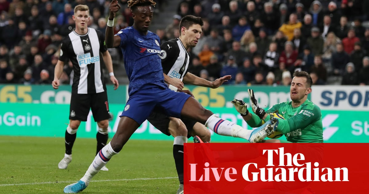 Newcastle United v Chelsea: Premier League – live!