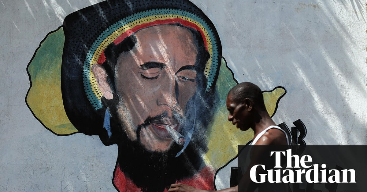 Lyric ganja farmer lyrics : Bob Marley, ganja and the green stuff – is selling Brand Jamaica ...