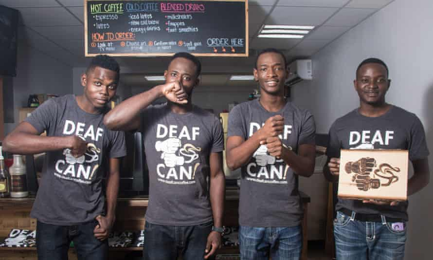 Deaf Can Coffee, Jamaica