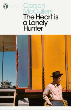 The Heart Is a Lonely Hunter by Carson McCullers.