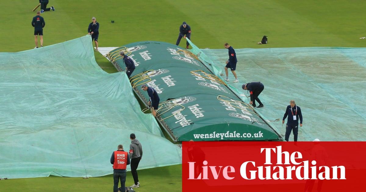 Ashes 2019: England v Australia third Test, day one –live!