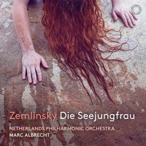 Zemlinsky- Die Seejungfrau - album cover
