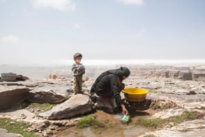 One of a series of images by Matilde Gattoni documenting the water crisis in Yemen.