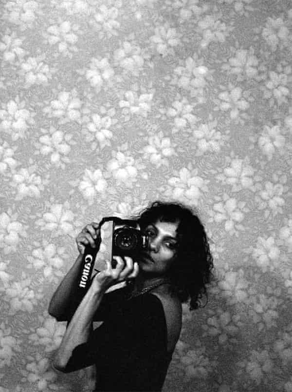 Ming Smith, self-portrait, 1975