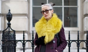 Fashion expert Caryn Franklin is backing the campaign.