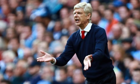 Arsenal v Leicester City: Premier League – live!